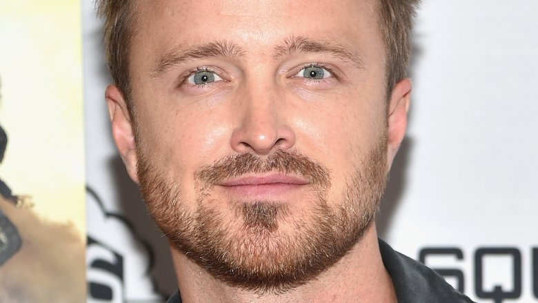 'Breaking Bad' star Aaron Paul is a new dad