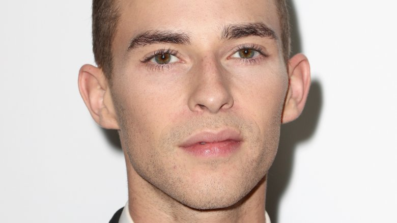Adam Rippon Opens Up About Meeting Sally Field's Son Sam!