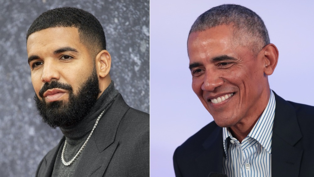 Barack Obama reveals who should play him in a film