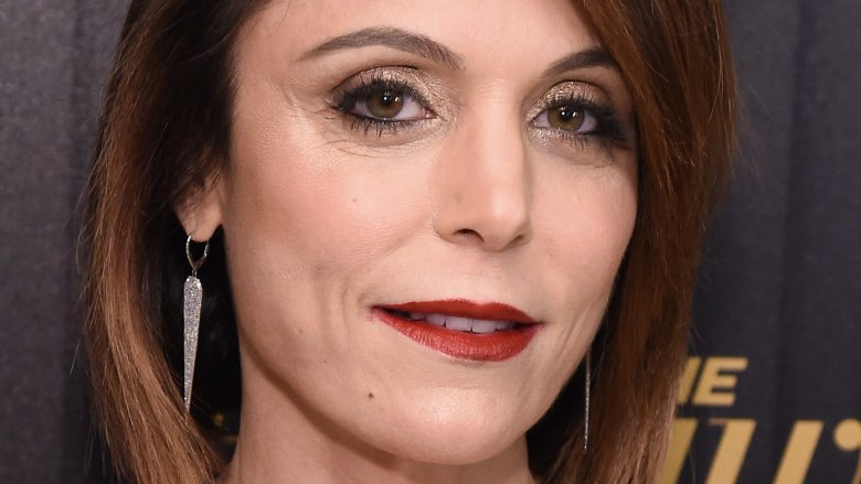 Bethenny Frankel has been left terrified after her dog suffered a seizure