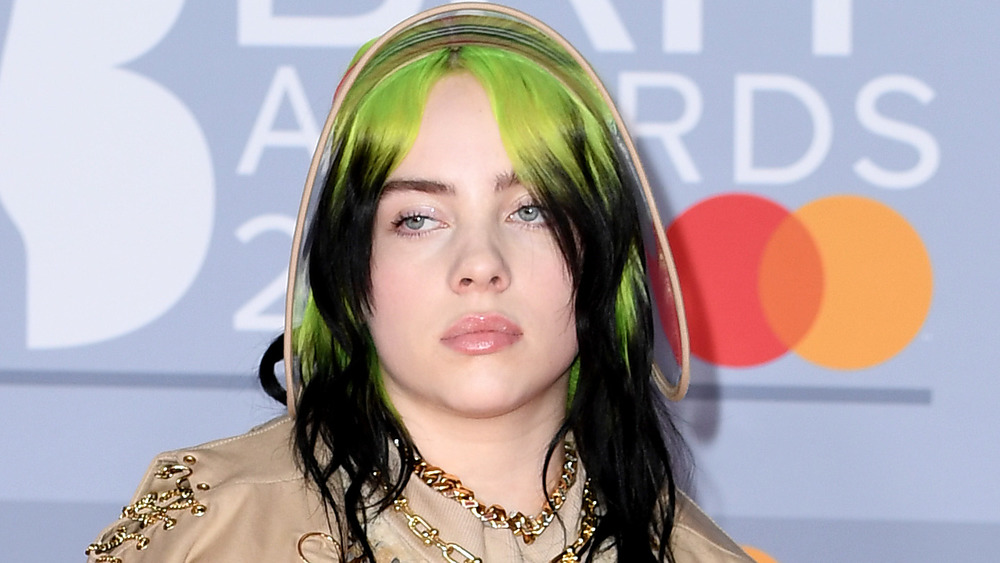 Billie Eilish says she has a tattoo that fans 'won't ever see'