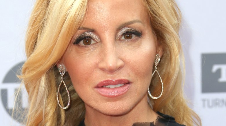 RHOBH's Camille Grammer Reveals Second Cancer Diagnosis, Undergoes Surgery