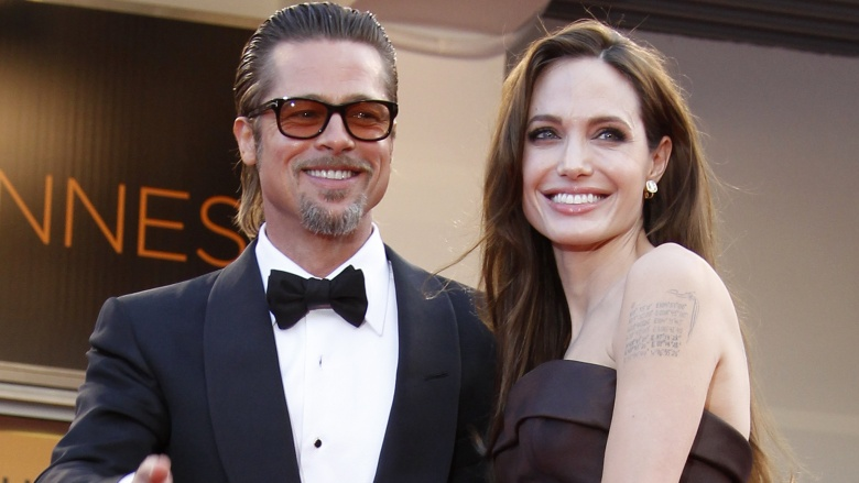 brad pitt and angelina jolie open relationship