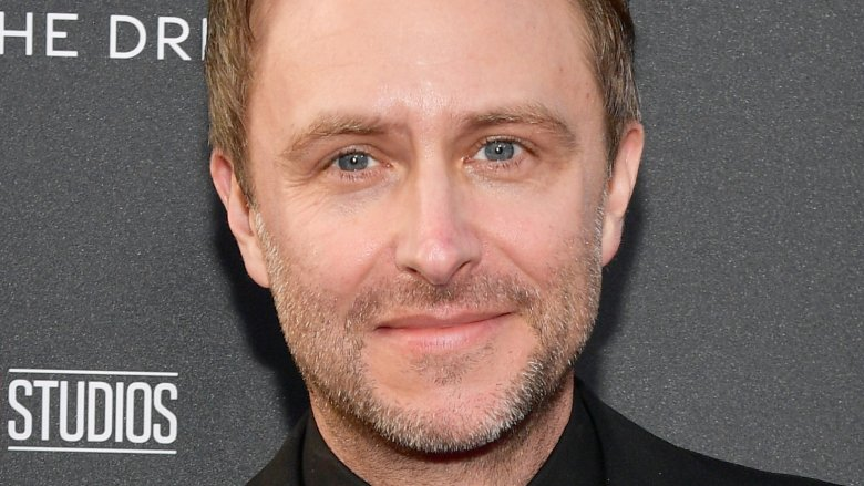 Chris Hardwick Responds to Abuse Allegations