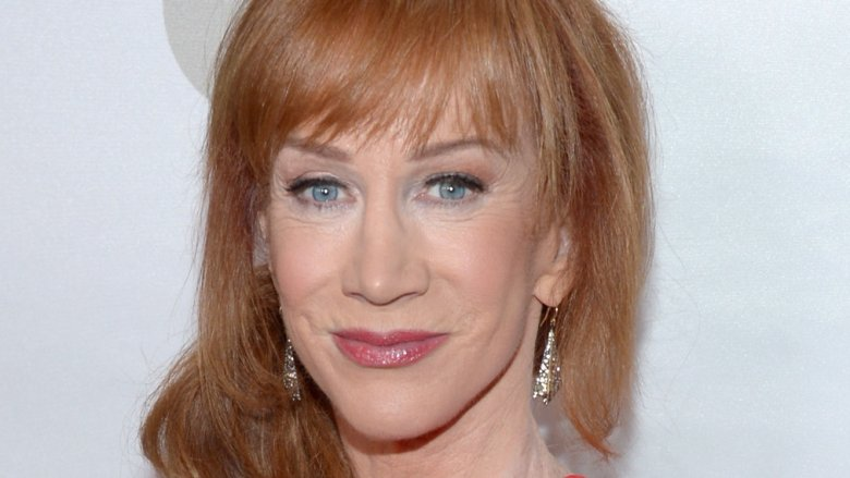 CNN terminates relationship with comedian Kathy Griffin