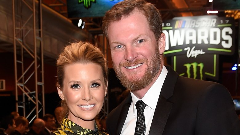 Dale Earnhardt Jr.'s wife has a girl