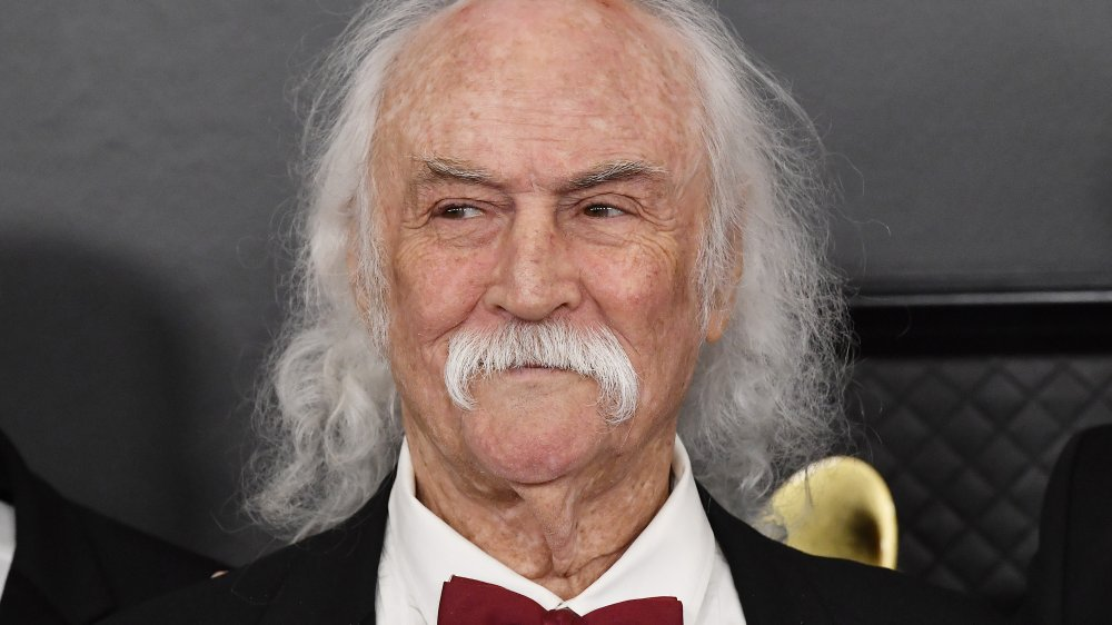 David Crosby regrets Eddie Van Halen 'meh' comment