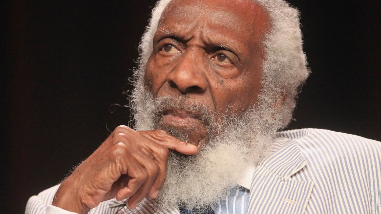 Civil Rights Activists Dick Gregory Dies at 84