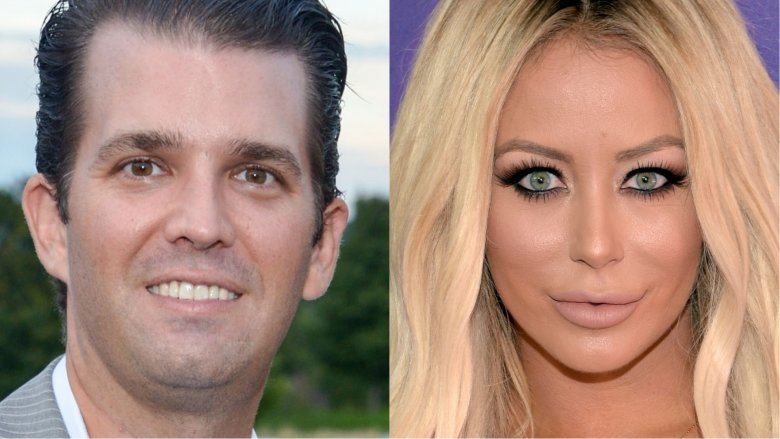 Donald Trump Jr. Had An Affair With Struggle Singer Aubrey O'Day