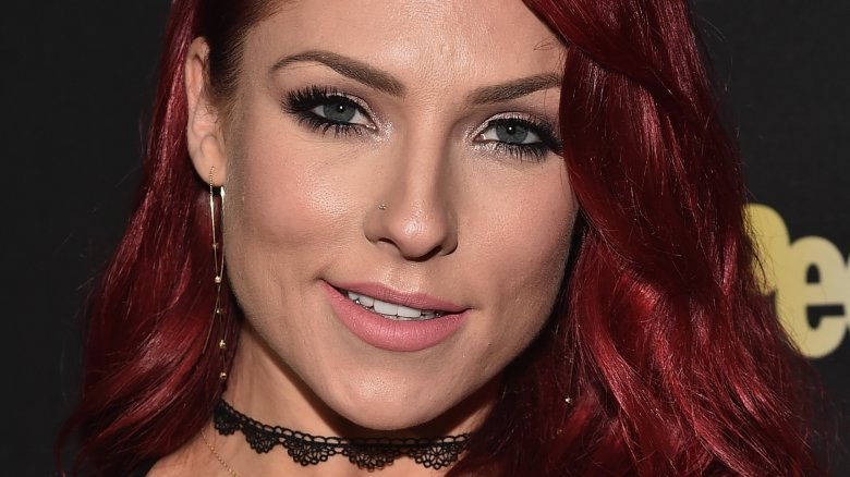DWTS pro Sharna Burgess defends former partner Nick Carter amid rape allegations