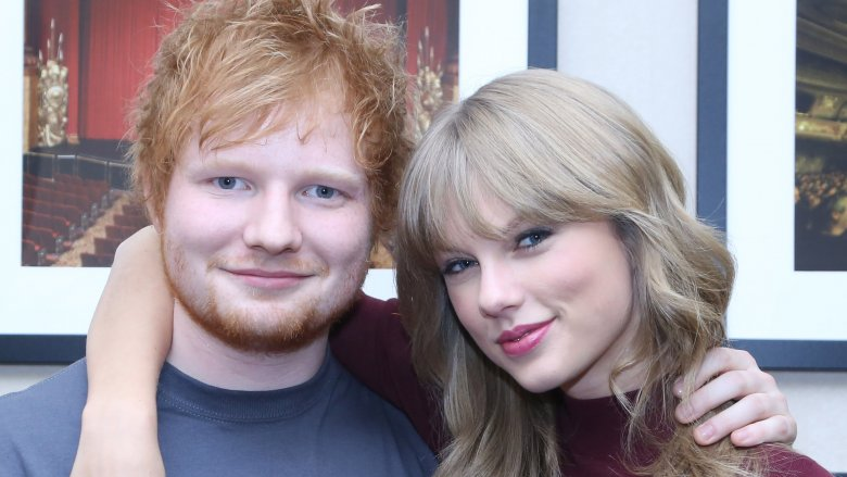 Taylor Swift's new love? He's a 'good dude' says Ed Sheeran