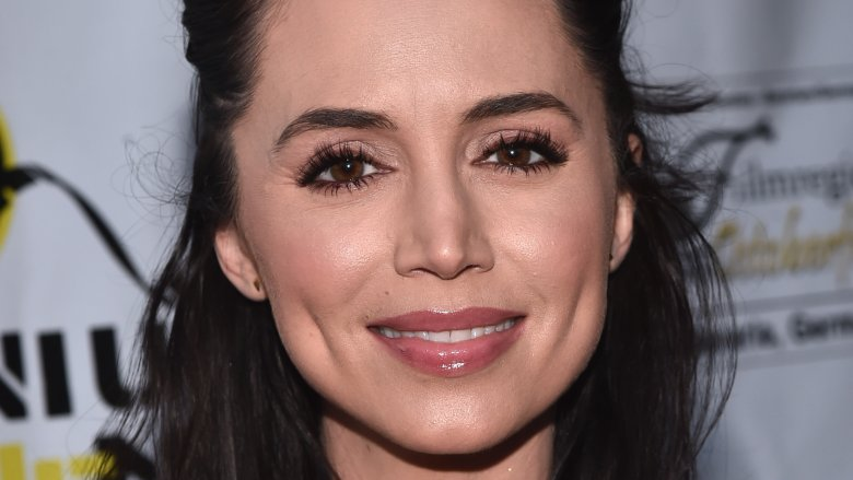 Eliza Dushku celebrates engagement to Boston developer