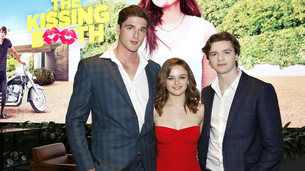 Joey King: The Kissing Booth 3 will be released in summer 2021
