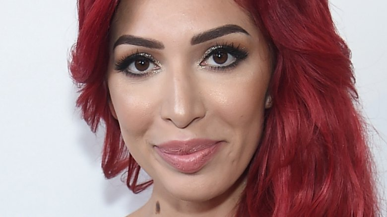 Farrah Abraham held on $500 bail after arrest for hitting security guard