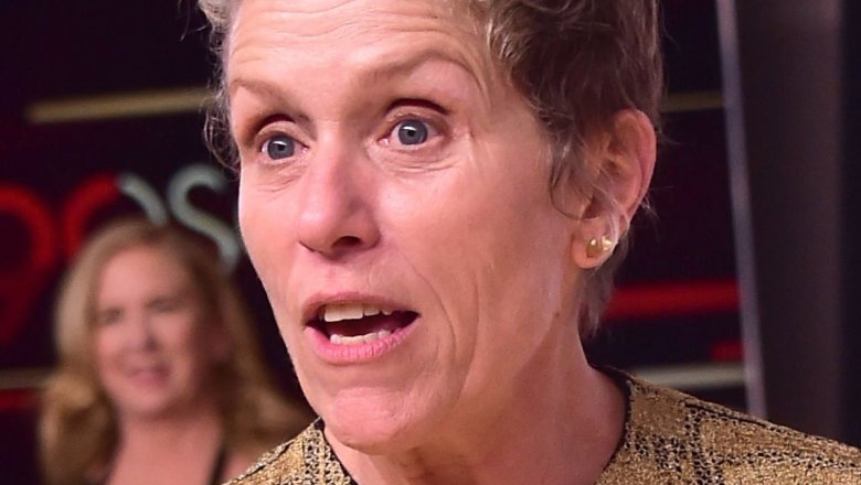 McDormand's alleged Oscars thief denies grand theft of property charge
