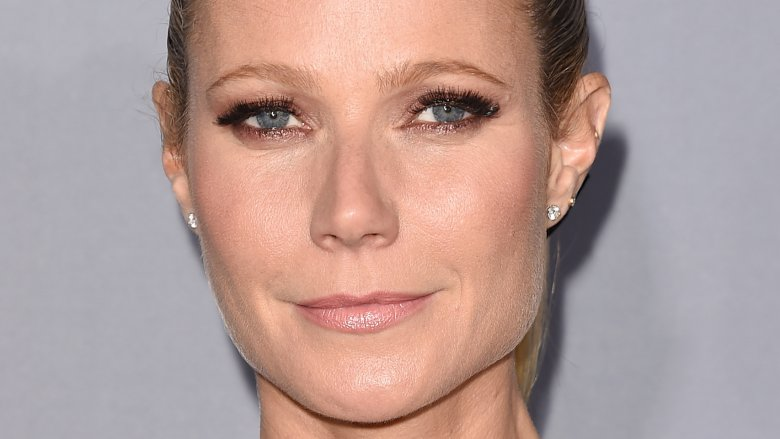 Gwyneth Paltrow Admits She Has