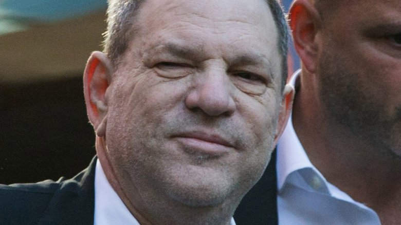 Harvey Weinstein surrenders to police, faces rape charges