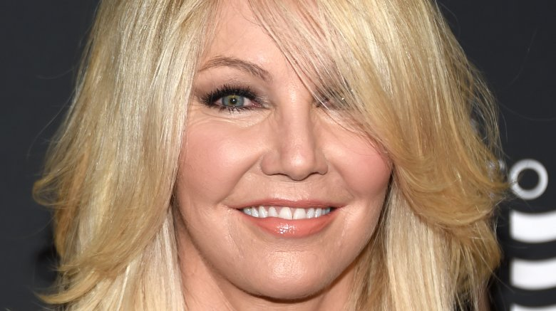 Heather Locklear hospitalized after vehicle crash in California