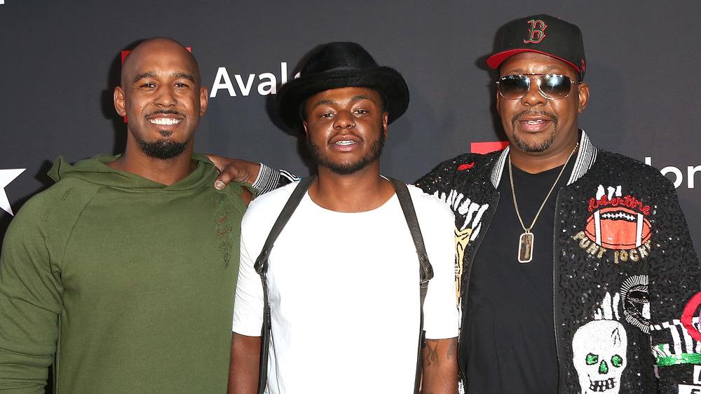 Bobby Brown Says Pain Is Indescribable After Son's Death