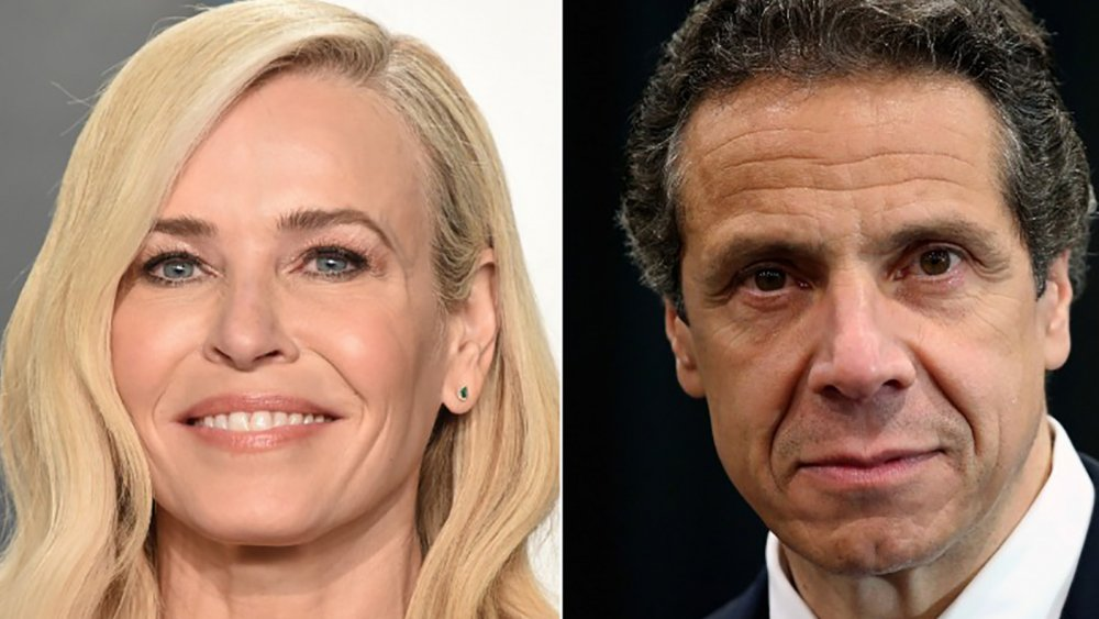 The truth about Chelsea Handler asking out Andrew Cuomo