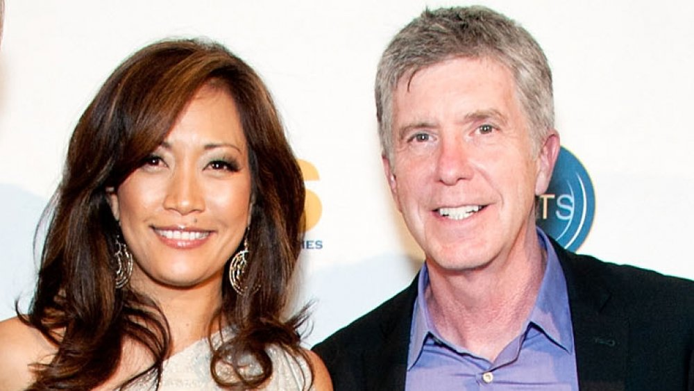 How Carrie Ann Inaba reacted to Tom Bergeron's firing