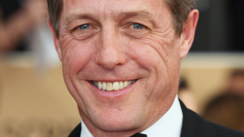 Hugh Grant to be a dad for the fifth time, report says