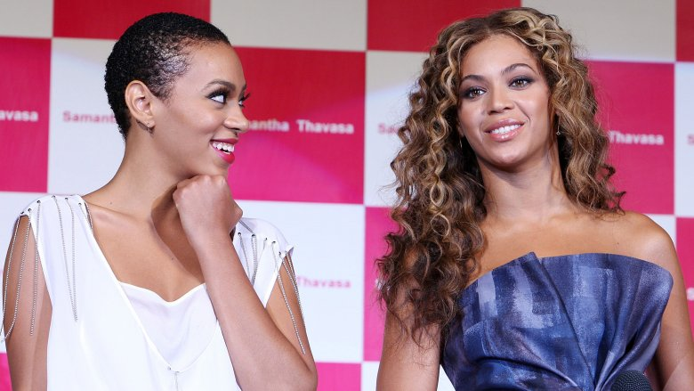 beyonce and solange relationship