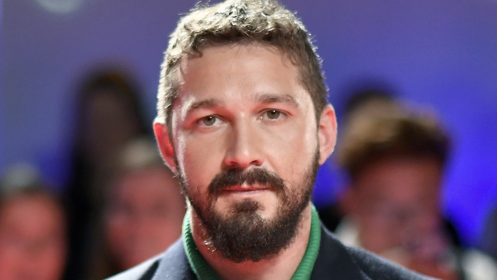 Netflix removes Shia LaBeouf from its awards consideration page for upcoming drama