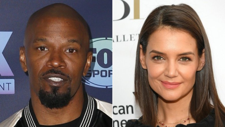 Jamie Foxx Denies Dating Sela Vave Following Split From Katie Holmes