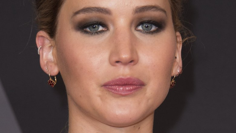 Jennifer Lawrence says Hollywood break could mean buying a farm, milking goats