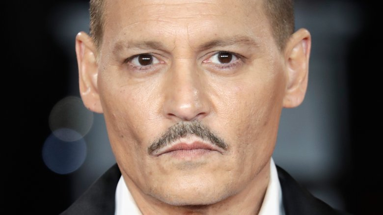 Drunken Johnny Depp Attacks Crew Member On 'LAbyrinth' Film Set
