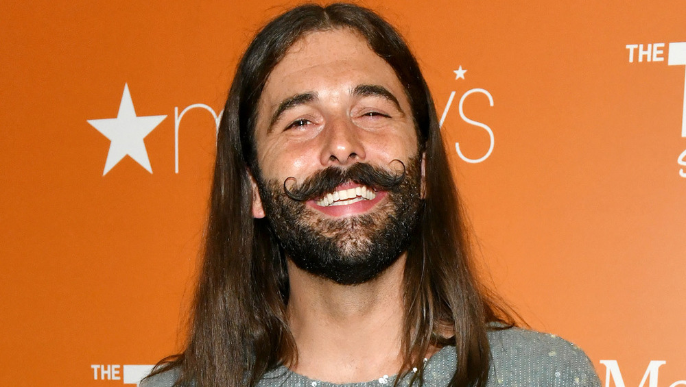 'Queer Eye's' Jonathan Van Ness Is Married