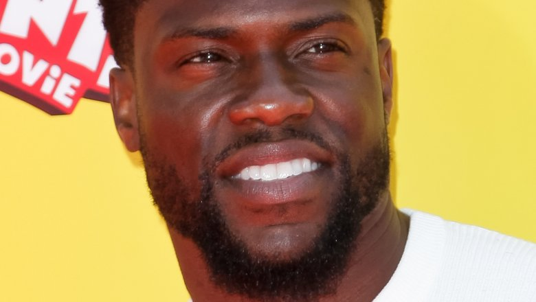 Here's the first public photo of Kevin Hart's new son Kenzo Kash