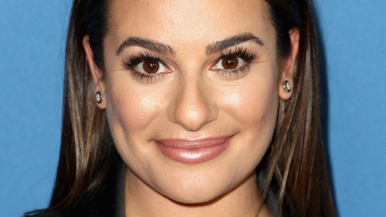 Lea Michele is engaged