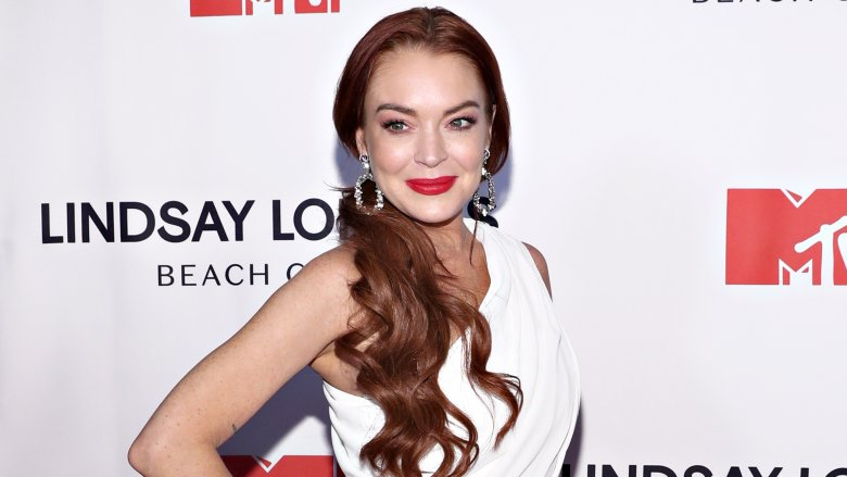 Xanax: Lindsay Lohan Releases First Song In 10 Years!