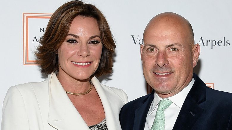 Luann De Lesseps' Marriage To Husband Tom D'Agostino