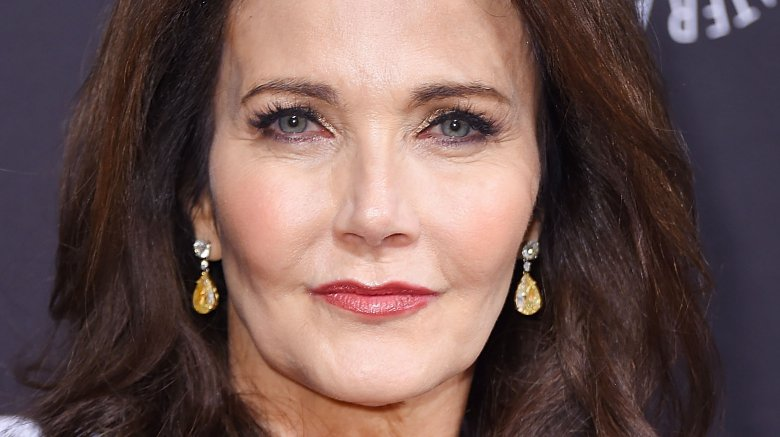 Lynda Carter tells 'poor soul' James Cameron to 'stop dissing Wonder Woman'