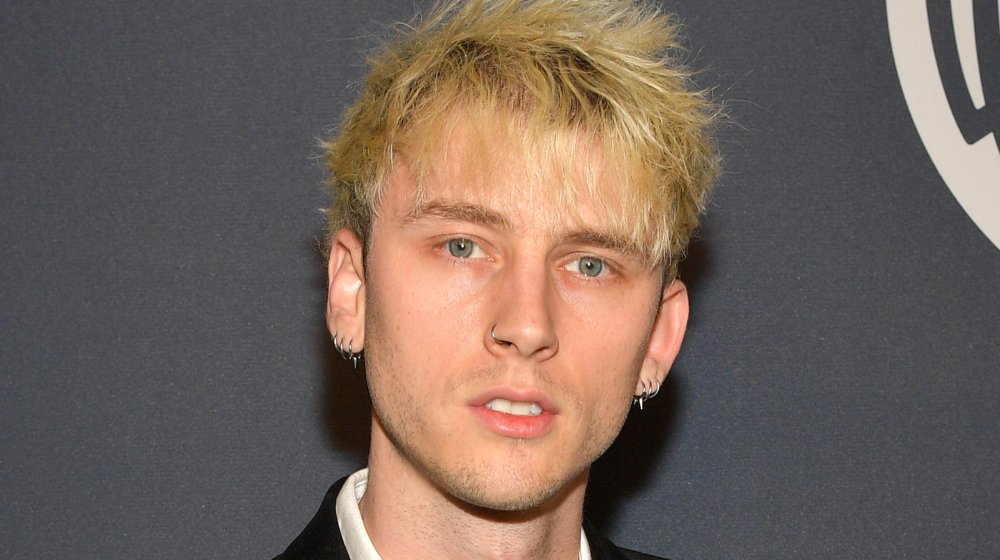 Machine Gun Kelly on Marrying Megan Fox: 'I'm Down With That'