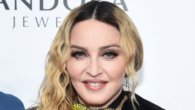 Madonna Says Adopting Her Kids Was