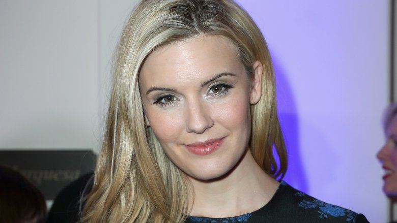 'Lost' alum Maggie Grace marries in California