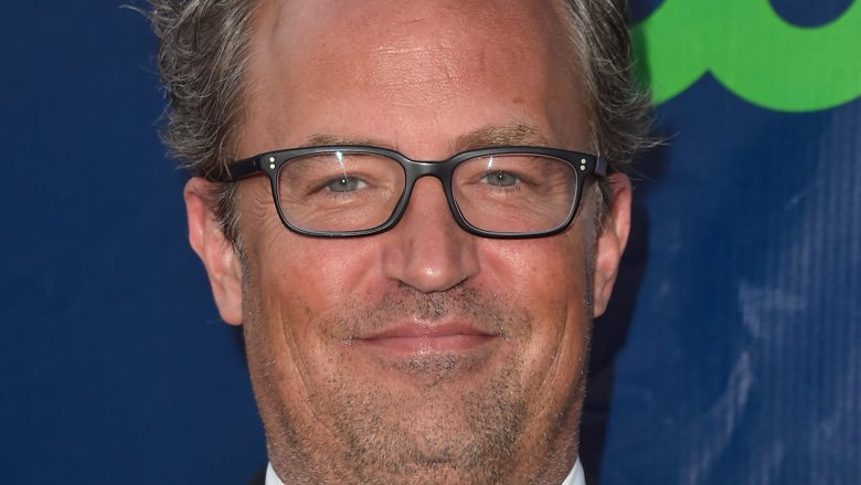 Matthew Perry has nightmares about a Friends reunion