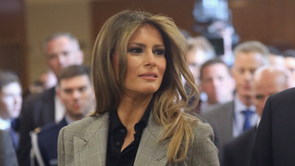 Melania Trump setting up 'Be Best' office at Mar-a-Lago