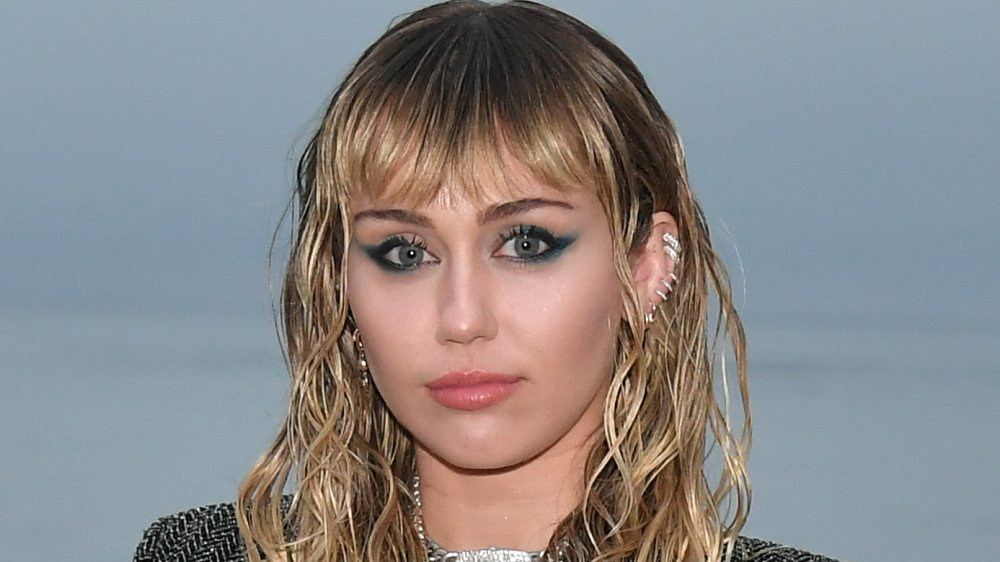 Miley Cyrus is nearly unrecognizable in isolation