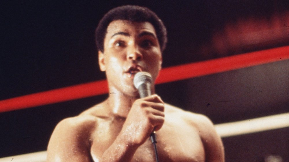 Muhammad Ali's son makes head-turning statement on BLM