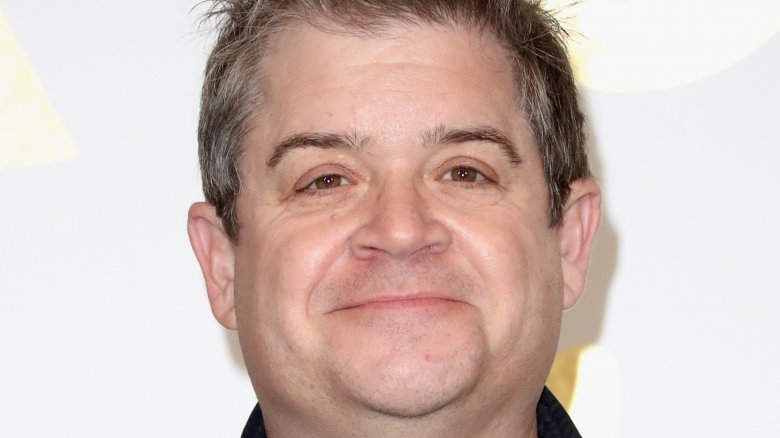 Patton Oswalt is engaged to Meredith Salenger