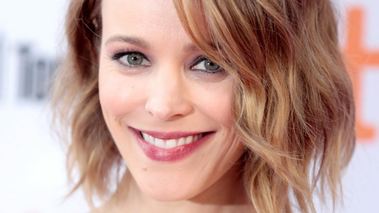 Rachel McAdams is officially a mum, you guys