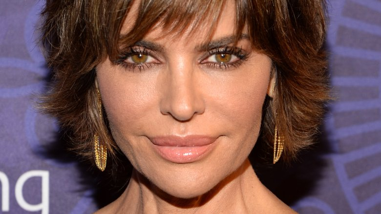 Real Housewives Star Lisa Rinna Debuts New Hair