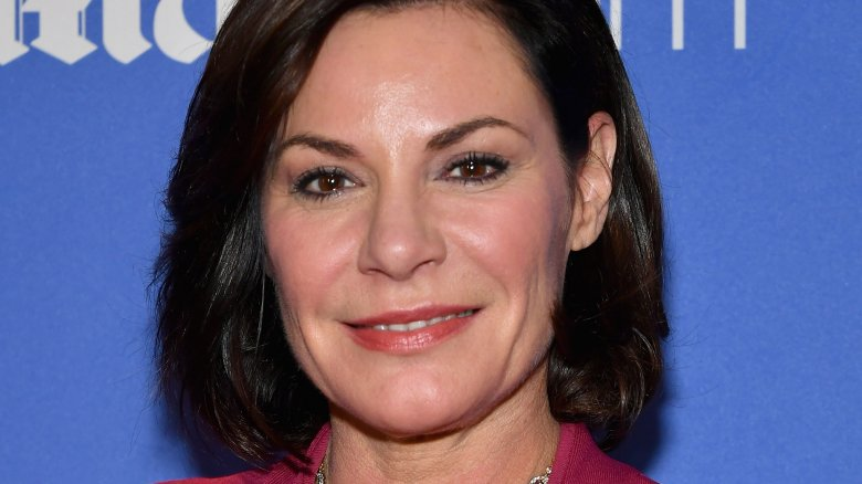 Real Housewives star Luann de Lesseps arrested
