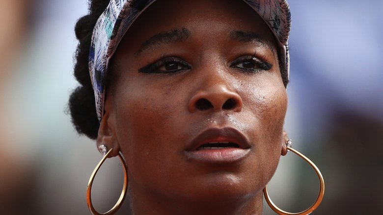Venus Williams accused of causing fatal vehicle  crash in Florida