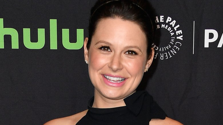 Scandal star Katie Lowes is pregnant